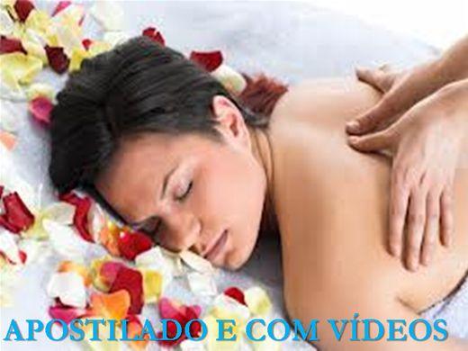 Curso Online de Massagem Terapêutica