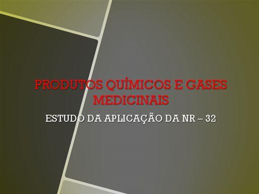 Curso Online de PRODUTOS QUIMICOS MEDICINAIS