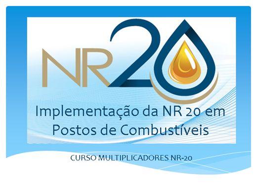 Curso Online de Como Elaborar o Prontuário da Instalação em Postos de Combustíveis _  Implementação da NR 20