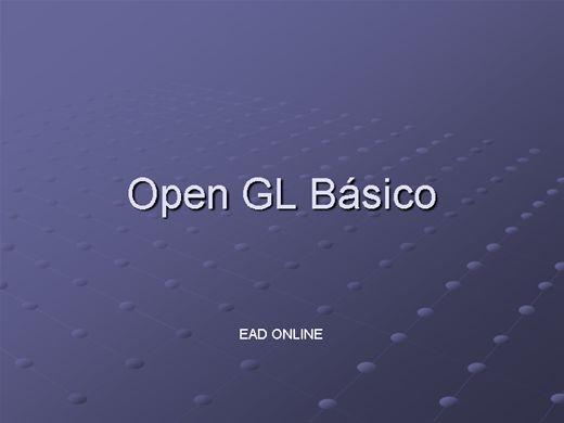 Curso Online de OpenGL Basico