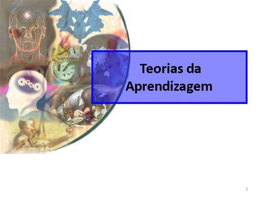 Curso Online de Teorias de Aprendizagem