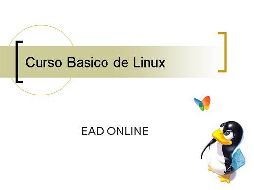 Curso Online de Introdução ao Linux