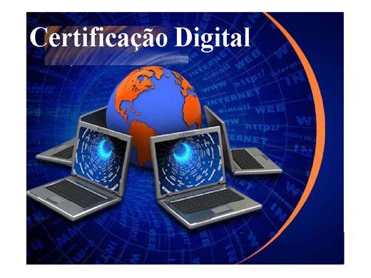 Curso Online de Certificação Digital