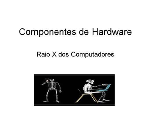 Curso Online de Componentes de Hardware Basico