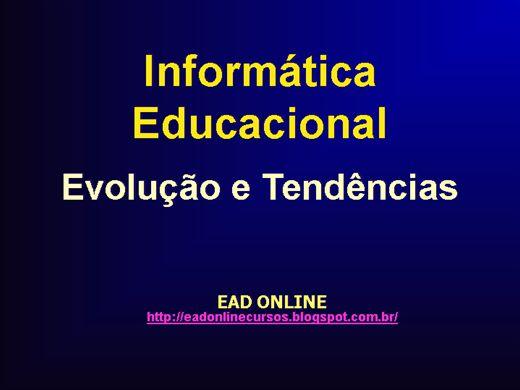 Curso Online de Internet Educacional
