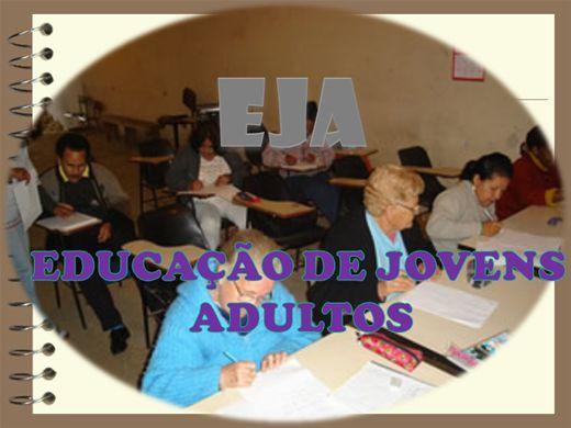 Curso Online de Educação de Jovens e Adultos (EJA)