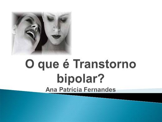 Curso Online de O que é Transtorno Bipolar