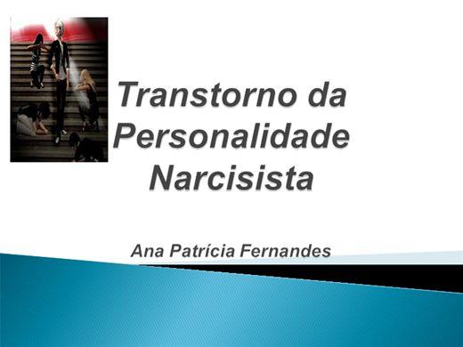 Curso Online de Transtorno da Personalidade Narcisista
