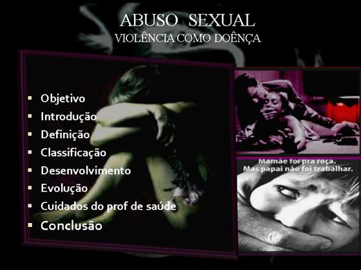Curso Online de ABUSO SEXUAL.