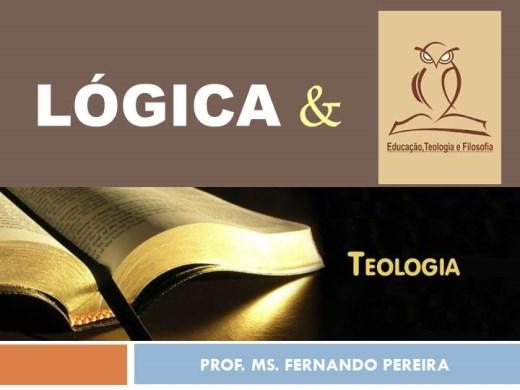 Curso Online de LÓGICA & TEOLOGIA