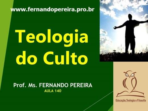 Curso Online de TEOLOGIA DO CULTO