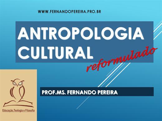 Curso Online de ANTROPOLOGIA CULTURAL - REFORMULADO