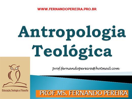Curso Online de ANTROPOLOGIA TEOLÓGICA