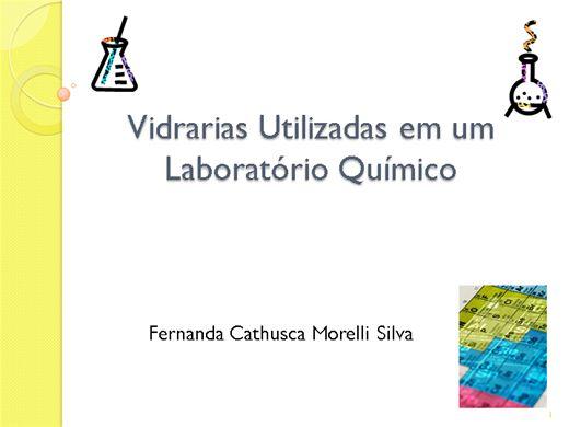 Curso Online de Vidrarias Utilizadas em um laboratório de Química
