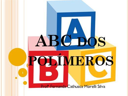 Curso Online de ABC dos polímeros