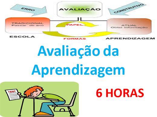 Curso Online de Avaliação da Aprendizagem
