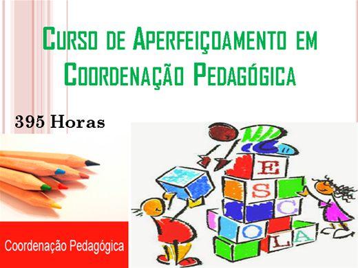 Curso Online de Aperfeiçoamento em Coordenação Pedagógica
