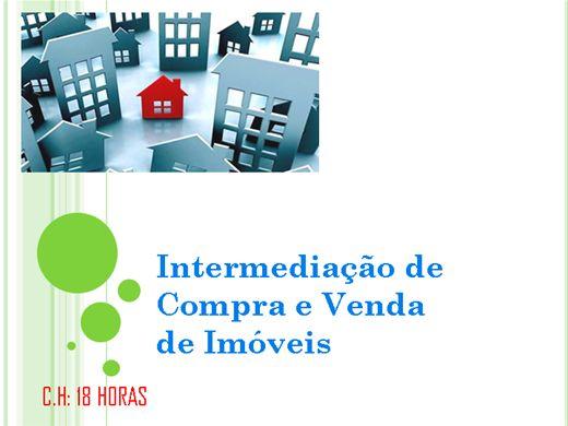 Curso Online de Intermediação de Compra e Venda de Imóveis