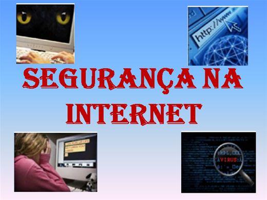 Curso Online de Segurança na Internet