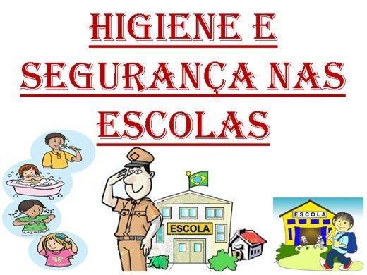Curso Online de Higiene e Segurança nas escolas