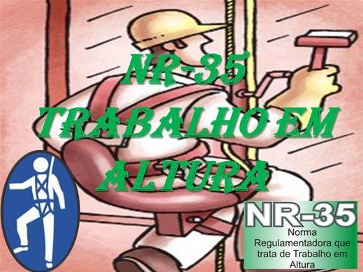 Curso Online de NR-35 Trabalho em Altura