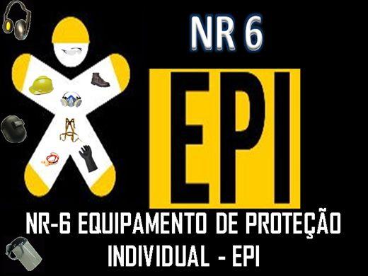 Curso Online de Nr-6 Equipamento de Proteção Individual - EPI
