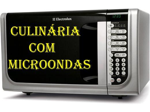 Curso Online de Culinária com Microondas