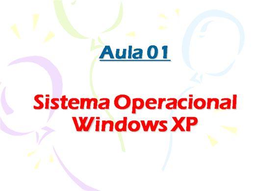 Curso Online de Windows xp