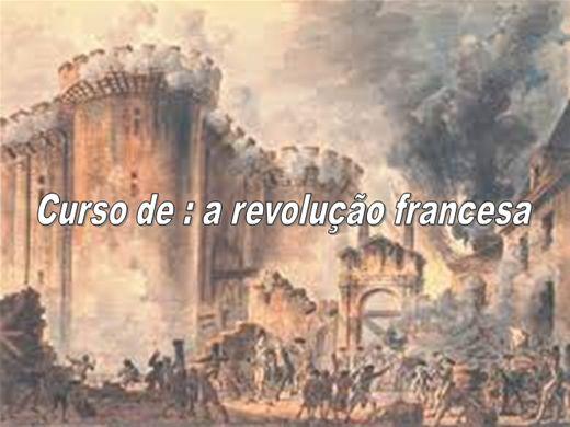 Curso Online de Curso de História (Revolução francesa)