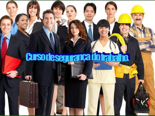 Curso Online de Curso de segurança do trabalho