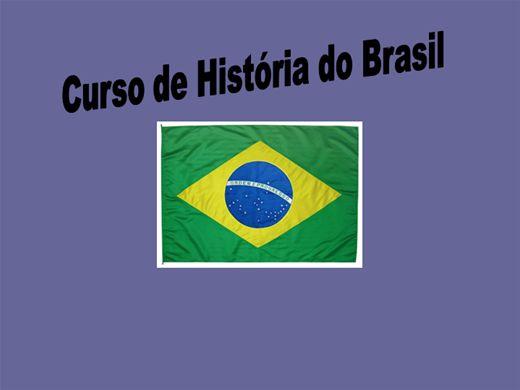 Curso Online de Curso de História do Brasil