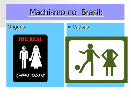 Curso Online de Machismo no Brasil: