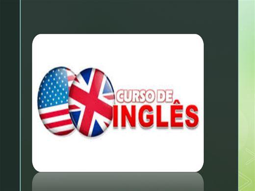Curso Online de inglês para todas as idades.