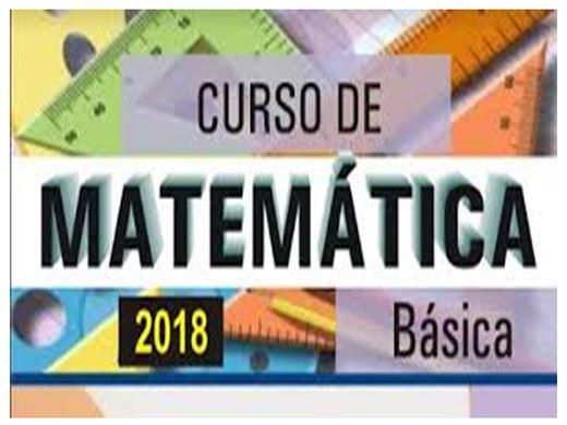 Curso Online de Matemática basica