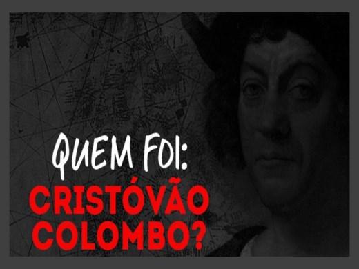 Curso Online de Quem foi Cristovão Colombo