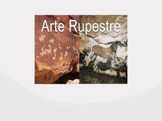 Curso Online de  Arte Rupestre.