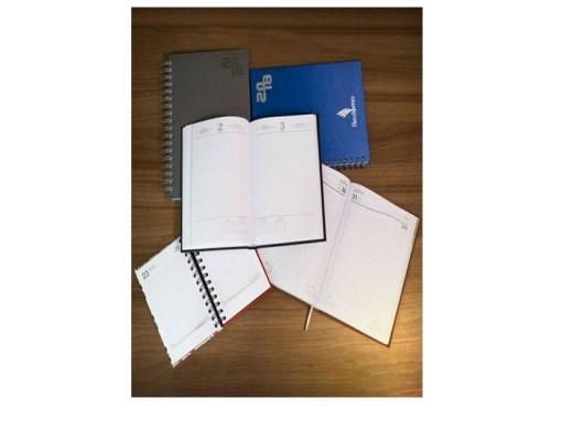 Curso Online de Fabricação de diários e agendas com cadeados.