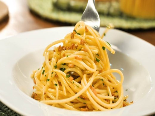 Curso Online de Espaguete e Lasanha de frigideira.