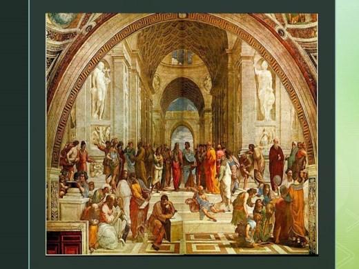 Curso Online de Renascimento cultural na área das ciências humanas para Enem e demais vestibulares.