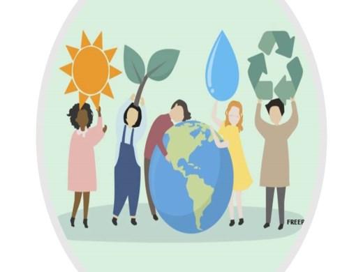 Curso Online de Desenvolvimento social e Ambiental.