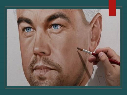 Curso Online de Pintor de Retratos:Desenhista profissional.