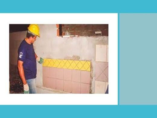 Curso Online de Aprenda a colocar cerâmicas nos chãos de casas:Azuleijista profissional