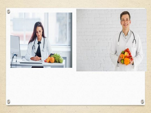 Curso Online de Nutricionista.