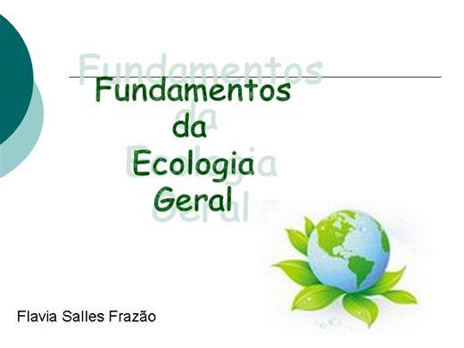 Curso Online de Fundamentos da Ecologia Geral