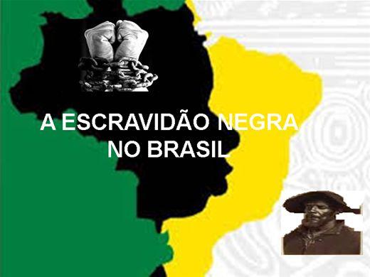 Curso Online de Escravidão Negra no Brasil