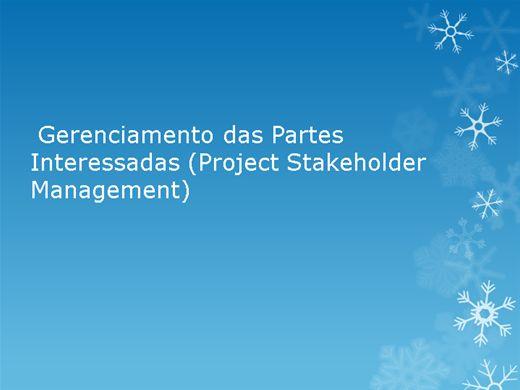 Curso Online de Gerenciamento de Stakeholders