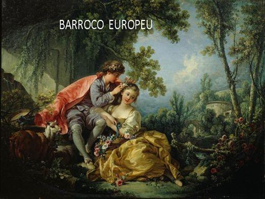 Curso Online de BARROCO  EUROPEU