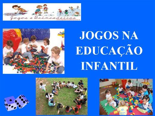 Curso Online de Jogos da Educação Infantil (20 horas)
