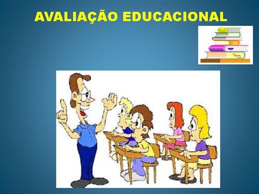 Curso Online de AVALIAÇÃO EDUCACIONAL