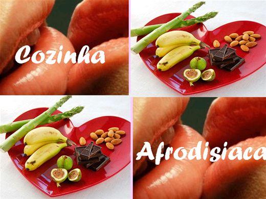Curso Online de Cozinha Afrodisíaca